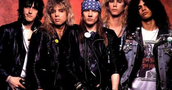 Guns N Roses Wallpaper Guns N Roses Guns N Roses Hair Metal Bands Axl Rose