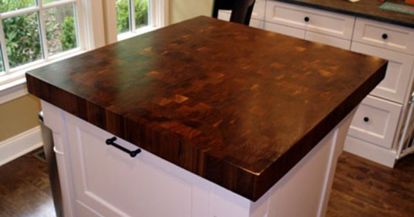 End Grain Wood Countertops By Wood Countertops Countertops