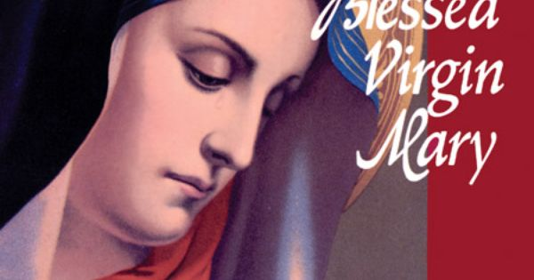 the life of the blessed virgin mary pdf