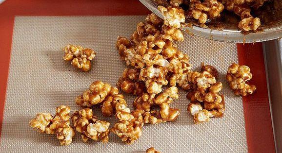Corn in 5 Steps. | Good Food & Drink | Pinterest | Caramel Corn ...