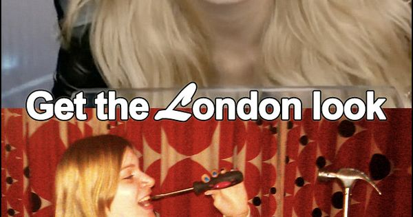 Get the London look ;)ahaha