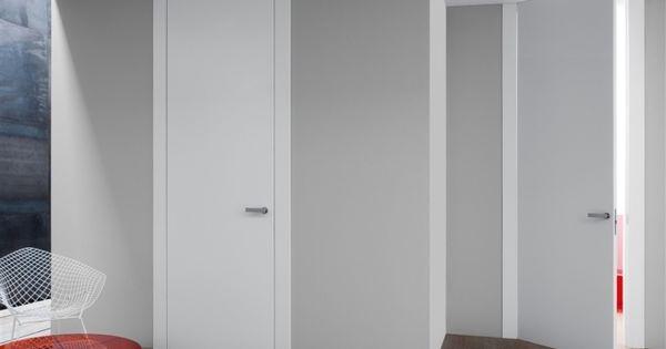 innent r modern wei glatt italienisches design lualdi porte t ren pinterest innent ren. Black Bedroom Furniture Sets. Home Design Ideas