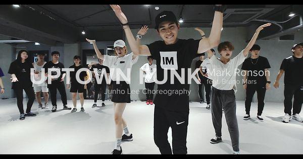 Uptown Funk - Mark Ronson (feat. Bruno Mars)/ Junho Lee ...