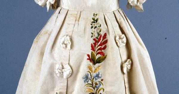 s dress 1825 1835 colonial williamsburg children