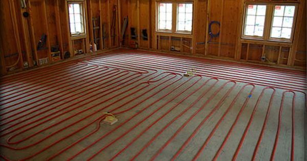 Radiant Heat Systems And Kits Do It Yourself Radiant Floor Kits Janes Radiant Heated Flo Radiant Floor Heating Radiant Floor Hydronic Radiant Floor Heating