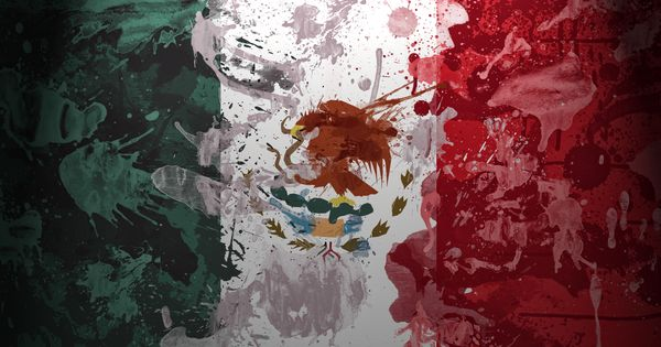 Bandera En Acuarela MÉXICO Pinterest Water colors