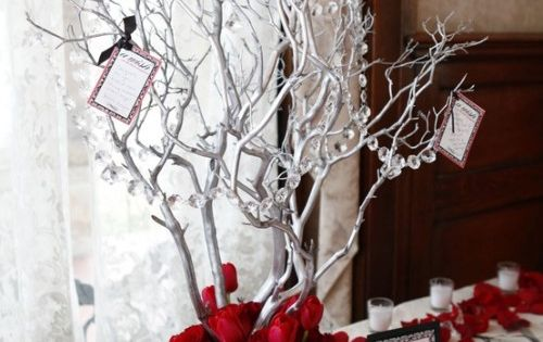 Guests can leave a wish or inspiration for the Bride & Groom