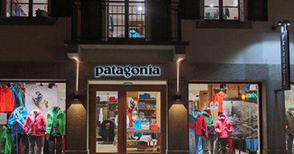 Patagonia Chamonix Patagonia Store Customer Journey Mapping Patagonia