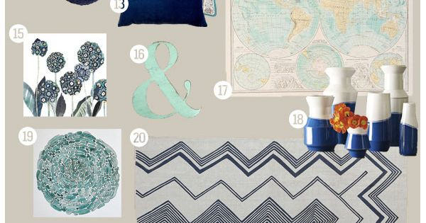 Absolutely love this Mood Board from Cape 27... totally my colors :)