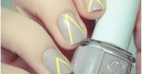 Essie & American Apparel nail polish