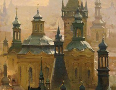 Eastern Europe, Prague, Czech Republic