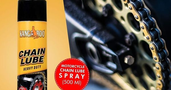Buy The Best Chain Lubricant For Motorcycle Lubricant Protects