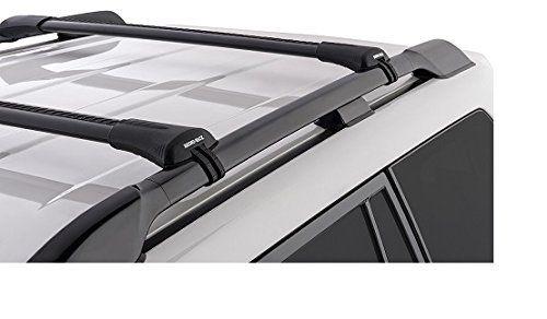 Rhino Rack Vortex Stealth Bar Roof Rack Fits Raised Factory Side Rails Black 160 Ja7981 Roof Rails Chevrolet Equinox Boat Stuff
