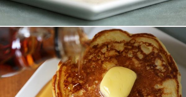 Buttermilk pancakes, Pancake recipes and Pancakes on Pinterest