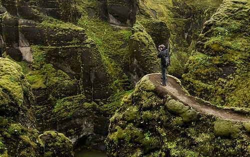 Fjaðrárgljúfur Canyon, Iceland - 101 Most Beautiful Places You Must Visit Before