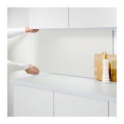 Mobilier Et Decoration Interieur Et Exterieur Wandpaneele Wandverkleidung Kuchenruckwand Ikea