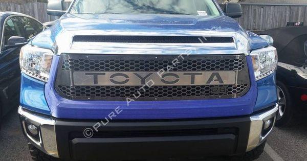 **NEW** DB Customz Grille Insert for 2014-16 Toyota Tundra ...