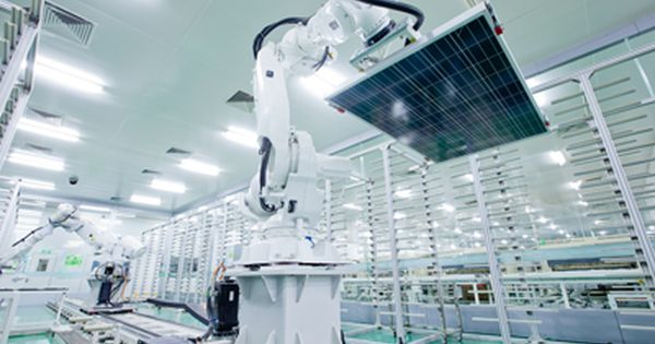 Jinkosolar As The World Largest Solar Module Producer Attended The Sino India Ceo S Dialogue Solar Solar News