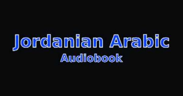 Learn Jordanian Arabic Easily Audiobook Moroccan Arabic Audio Books Learning