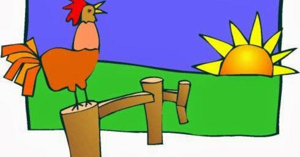 Gambar Ayam Untuk Diwarnai Warna Gambar Ayam
