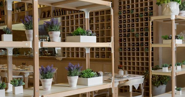 ideas for a small kitchen fiori restaurant by yod design lab via behance retail 24272