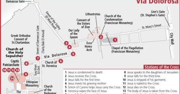 Chapel Of The Condemnation And Imposition Of The Cross Via