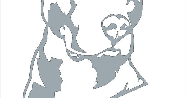 All Sizes Pitbull Pumpkin Carving Stencil Flickr