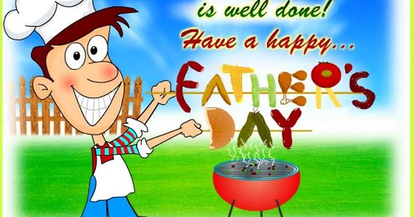 father's day ecard 123