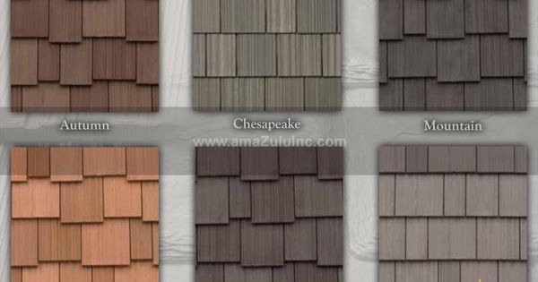 Cedar Shakes Shake And Tile On Pinterest
