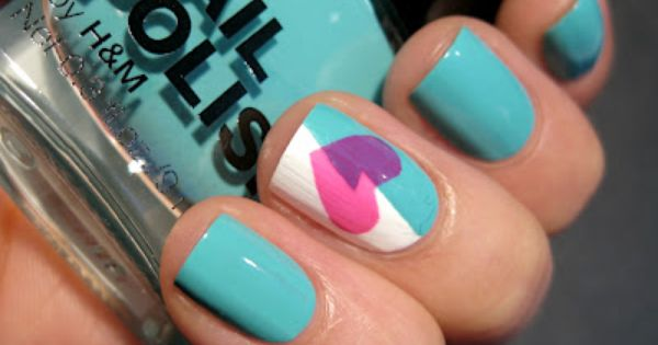spring nails- great blog w nail designs and colors!