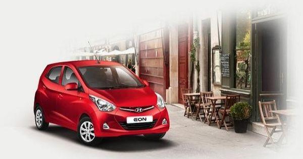 Hyundai Recalls Its Small Car Eon Small Cars Car Hyundai