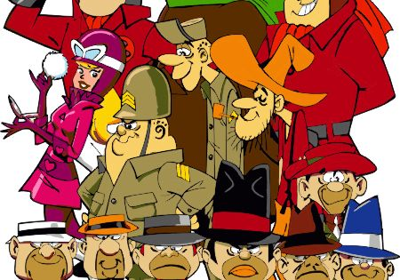 Comiquitas De Mi Infancia Cartoons Clasicos Los Autos Locos Dibujos Animados Clasicos Personajes De Dibujos Animados Clasicos Dibujos Animados