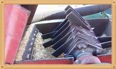 Diesel Wood Hammer Straw Hammer Mill For Agricultural Waste