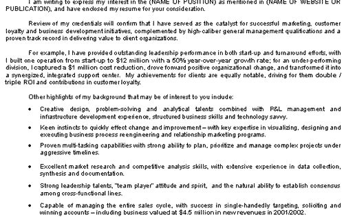 Cover letter for research analyst