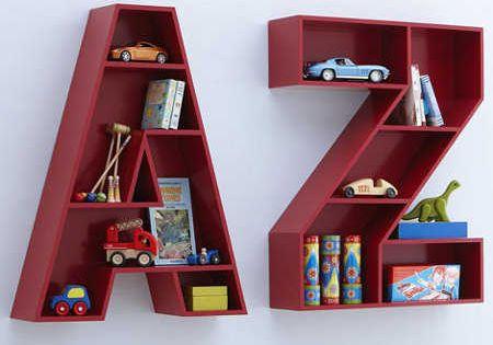 Estantes y repisas muebles ideales para la habitaci n de for La valenziana muebles ninos
