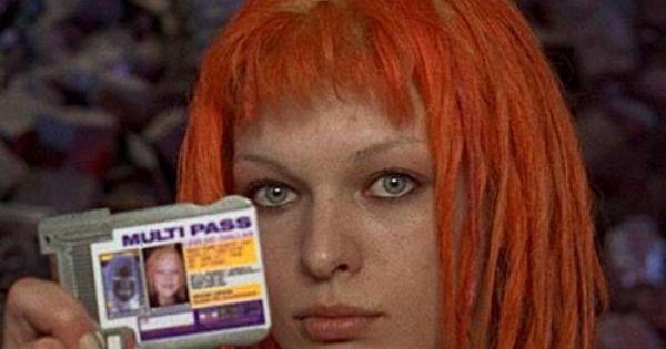 Milla Jovovich Leeloo Multipass