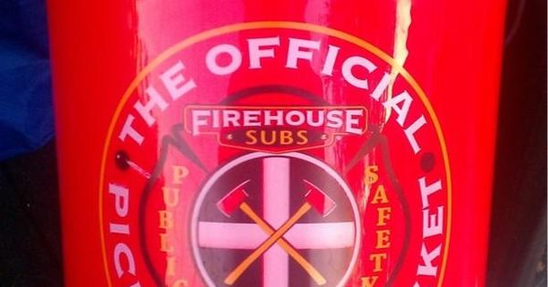 how to clean a firehouse subs pickle bucket