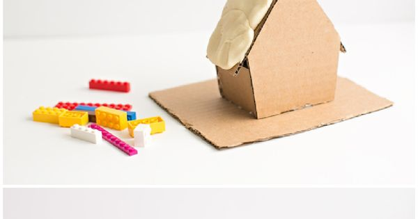 Lego Play Dough Gingerbread House Let Kids Create Their