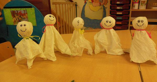 Spookjes maken met textielharder halloween pinterest - Deco halloween tafel maak me ...