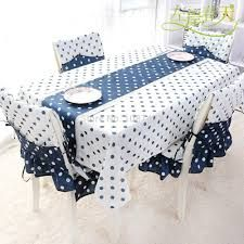 Resultado De Imagen Para Ruffle Masa Ortuleri Seat Covers For Chairs Dining Room Tablecloth Table Linens
