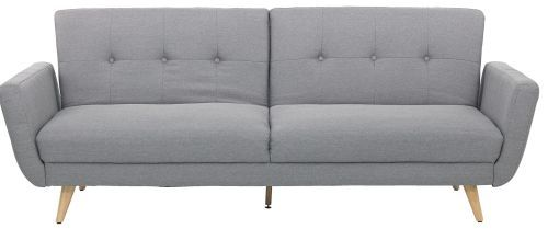 Funktionssofa Lewis 3er Sofa Stoff Grau Holzfusse Massiv Im Kika Online Shop Sofa 3er Sofa Sofa Stoff