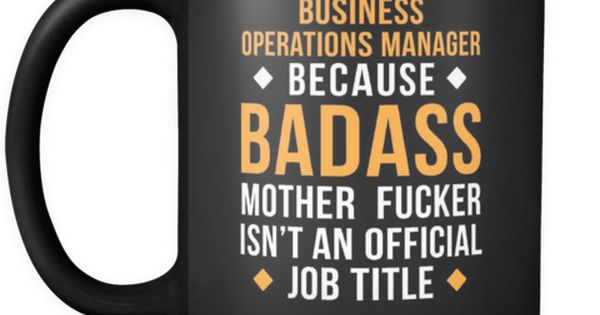 Business operations manager Business operations manager because - operations manager job description