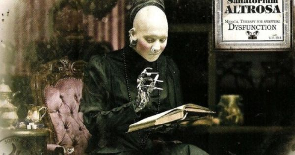 Imagen De Sopor Aeternus The Ensemble Of Shadows Sanatorium Altrosa Musical Therapy For Spiritual Dysfunction Anna Fotos Belleza Oscura