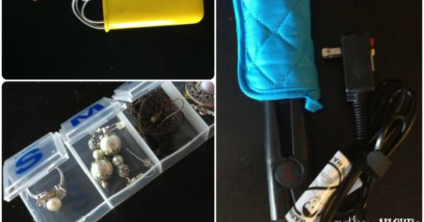 Insanely Genius Packing Tips | Mother's Niche - These are good ideas