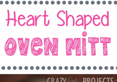 Here are two fun sewing tutorials: Heart Shaped Oven Mitt Pattern or Classic Oven Mitt Pattern. Easy to sew and fun to give.
