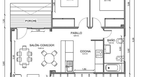Planos casas de madera prefabricadas plano casa de madera for Planos de cocina americana