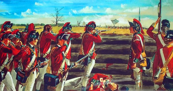 Saratoga: Bemis Heights - October 7, 1777