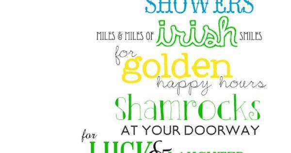 Funky Polkadot Giraffe: 10 Fantastic St. Patrick's Day Ideas