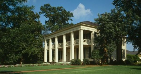 Arlington Antebellum Home In Birmingham Alabama Birmingham Was Not Founded Until 1871 During