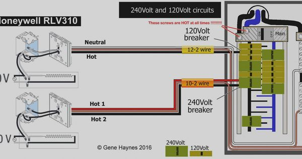 15 Simple Wiring Diagram For 220 Volt Baseboard Heater Https Bacamajalah Com 15 Simple Wirin Baseboard Heater Thermostat Wiring Baseboard Heater Thermostat